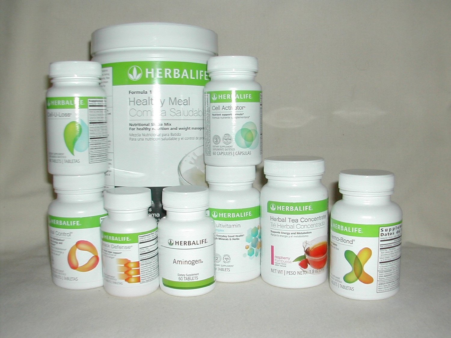 Herbalife Ultimate Weight Loss Program Cafe Latte