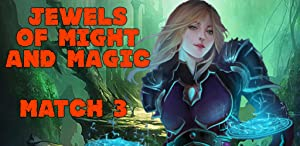 Jewels of Might and Magic - Free Match 3 Game from V.Dev