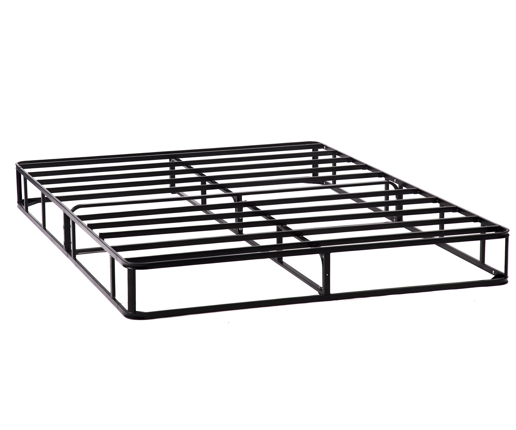 PayLessHere 8 Inch Queen Smart Box Spring Mattress Foundation Strong Steel Structure