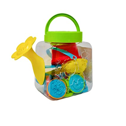 Amazon Com Fp What Kids Want Fisher Price Learning Beach Toys Sand