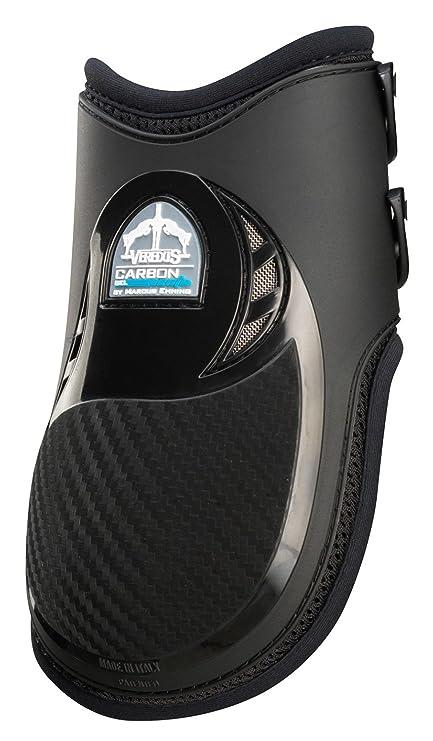 Pferdeausstattung & Zubehör Black Veredus Carbon Gel Vento Front Tendon Boots