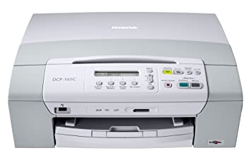 Brother DCP-165C Printer/Scanner Drivers for Mac Download