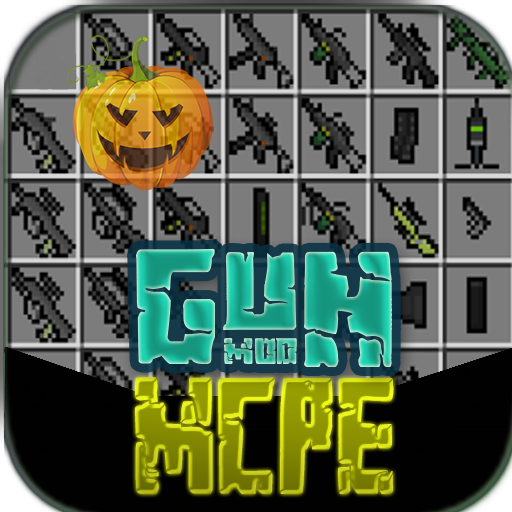 Mods: Mod for MCPE Top Games Full Set New Halloween -
