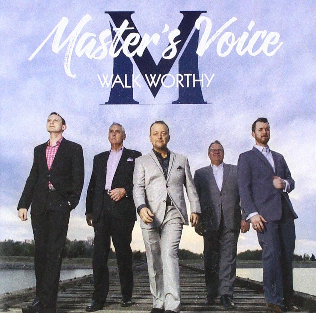 CD : Master\'s Voice - Walk Worthy (CD)