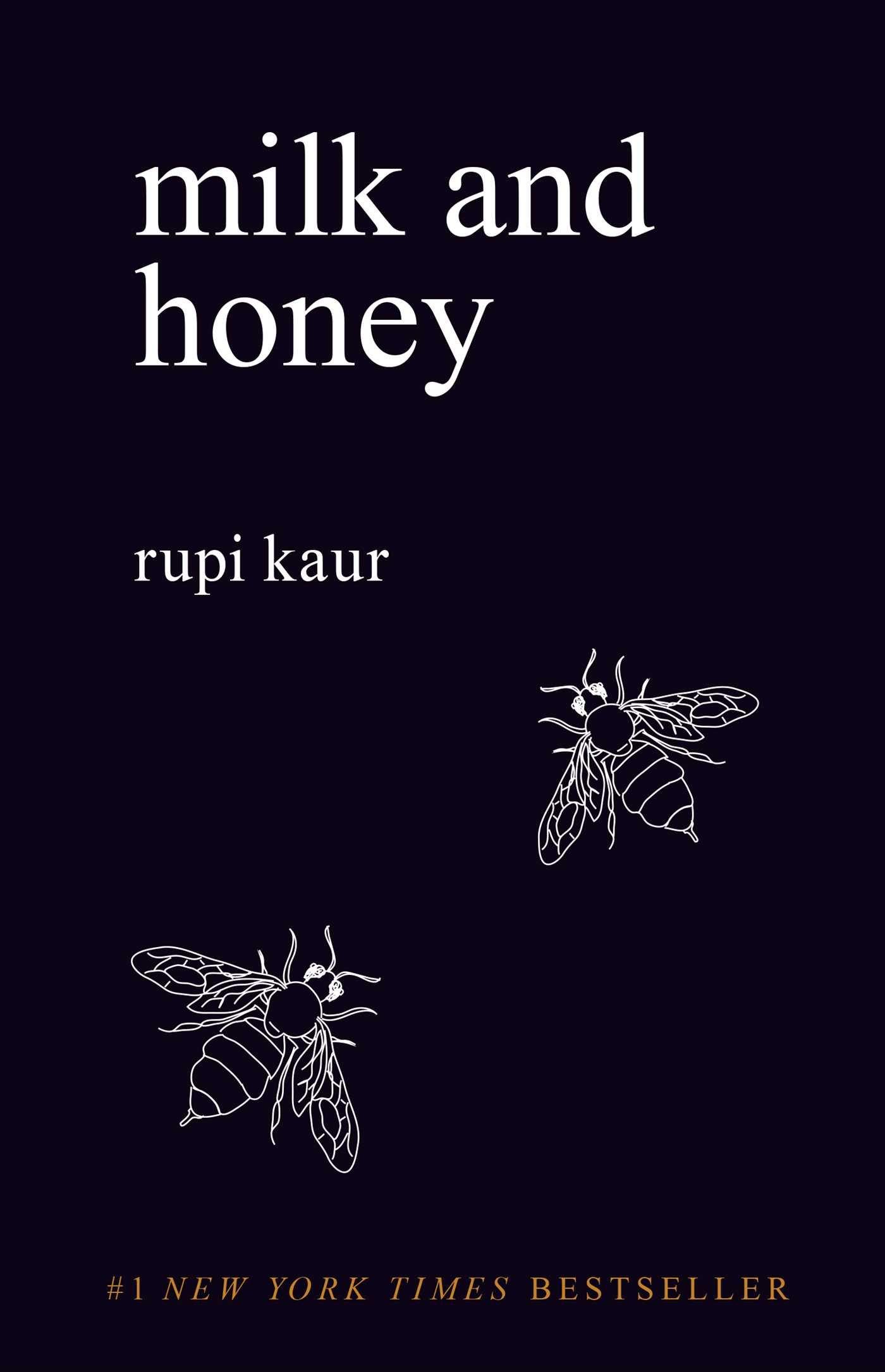Milk And Honey Rupi Kaur 9781449474256 Books