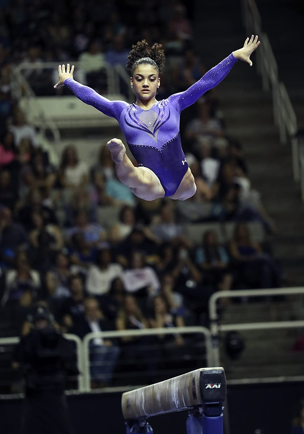 amazon com laurie hernandez sports poster photo limited print