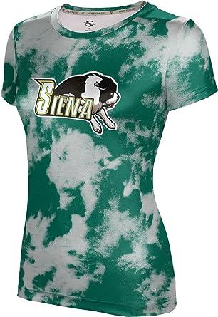 Amazon.com  ProSphere Siena College Girls  T-Shirt - Grunge  Clothing ddc5f21dc