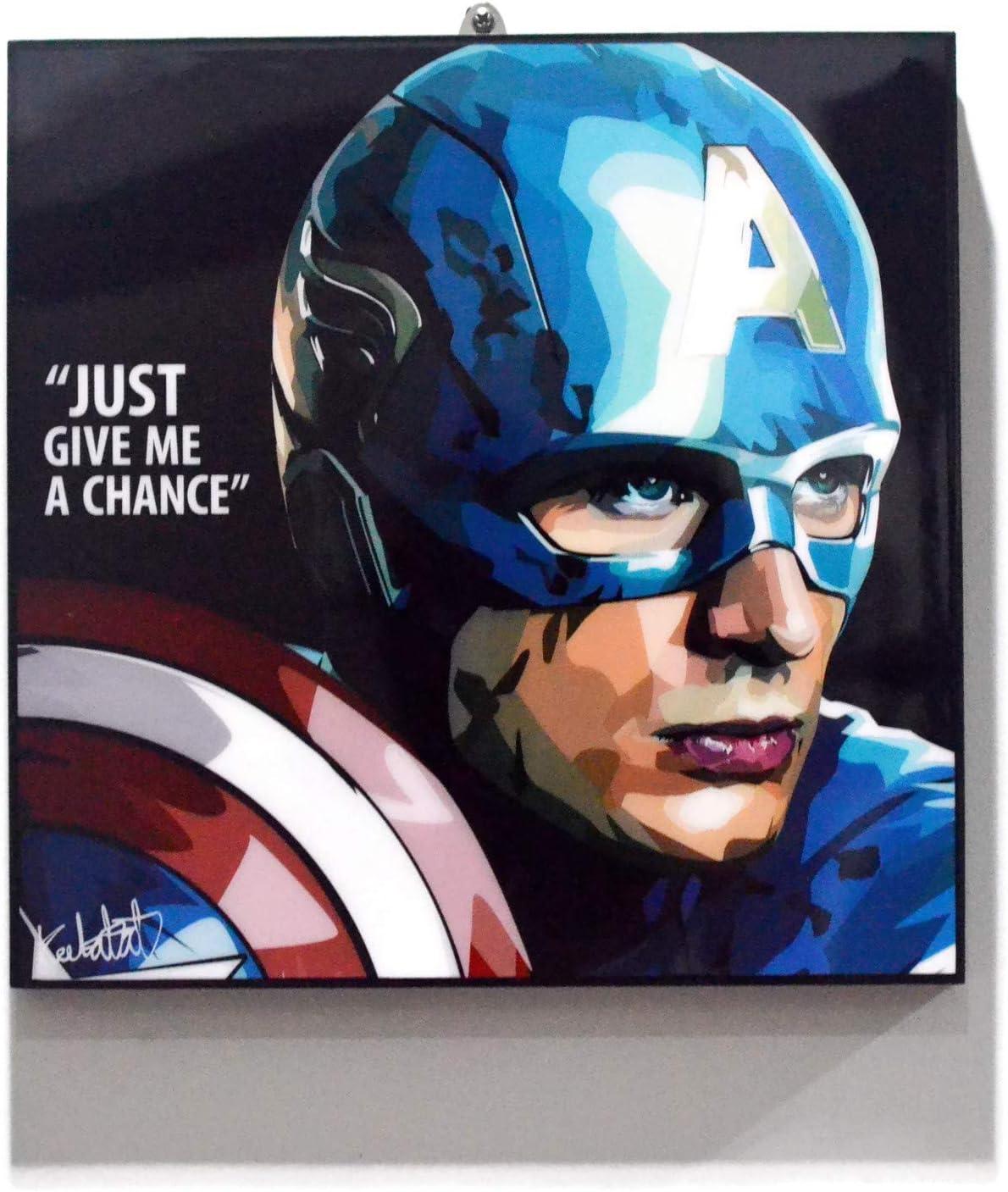 Marvel Super Hero and Villains Giant Wall Art Poster Print