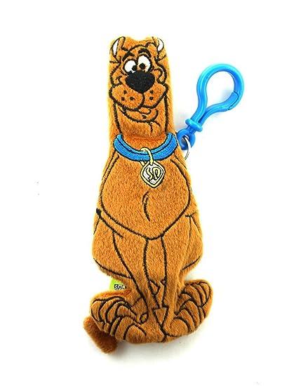 Amazon.com  Plush Scooby Doo Coin Purse Keychain - Scooby Doo ... 3aaa87429dca