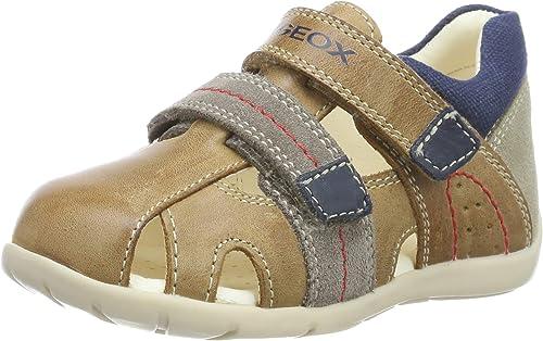 Diez Respecto a habilidad  Geox B Kaytan B, Sandalias para Bebés: Amazon.es: Zapatos y ...