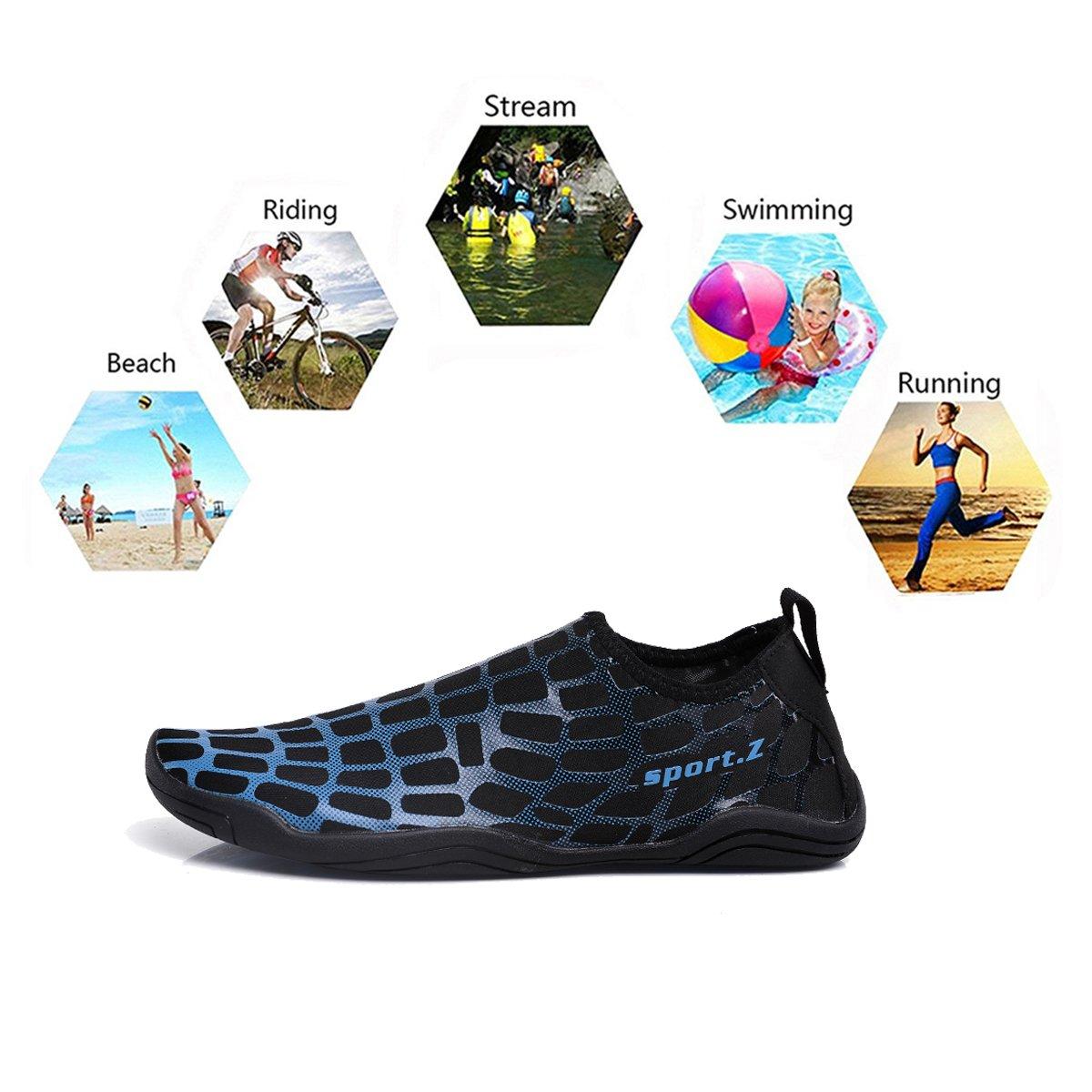 Upstartech - Escapines de Caucho para Hombre: Amazon.es: Zapatos y complementos