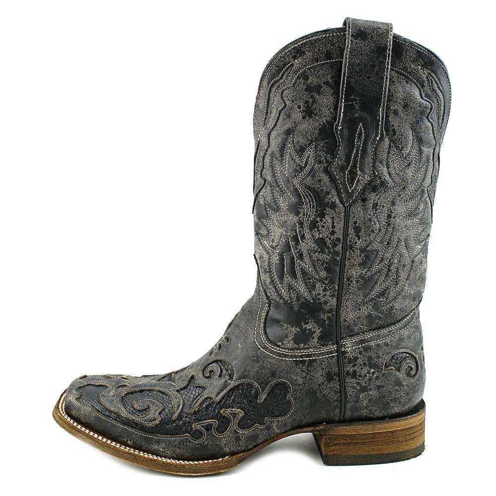 d6bd22df359 Corral Mens A2159 100% Leather/Snakeskin Boot