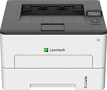 Lexmark B2236dw Monochrome Compact Laser Printer, Duplex Printing, Wireless Network capabilities (18M0100)