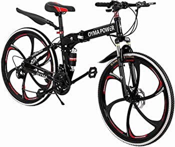 Mountain Bike Shimanos Folding Bikes