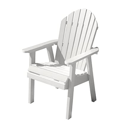 Highwood Hamilton Deck Chair, White - Amazon.com: Highwood Hamilton Deck Chair, White: Garden & Outdoor