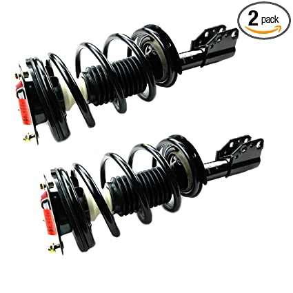 7105583b152df Amazon.com: MOCA 171672 Front Both 2 Complete Strut Assembly for 04 ...