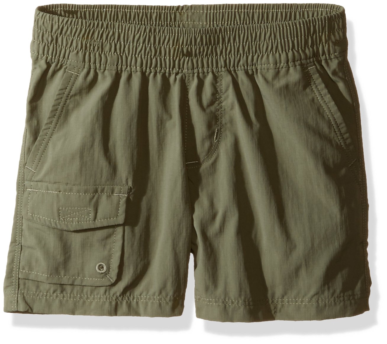 Columbia Girls Silver Ridge Pull-on Short, Cypress, Small by Columbia