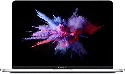 Apple MacBook Pro (13インチ, 一世代前のモデル, 1.4GHzクアッドコアIntel Core i5, 8GB RAM, 256GB) - シルバー - USキーボード