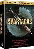 Spartacus - L'intégrale de la série : Le sang des Gladiateurs + Les dieux de l'arène + Vengeance + La guerre des damnés [Francia] [DVD]