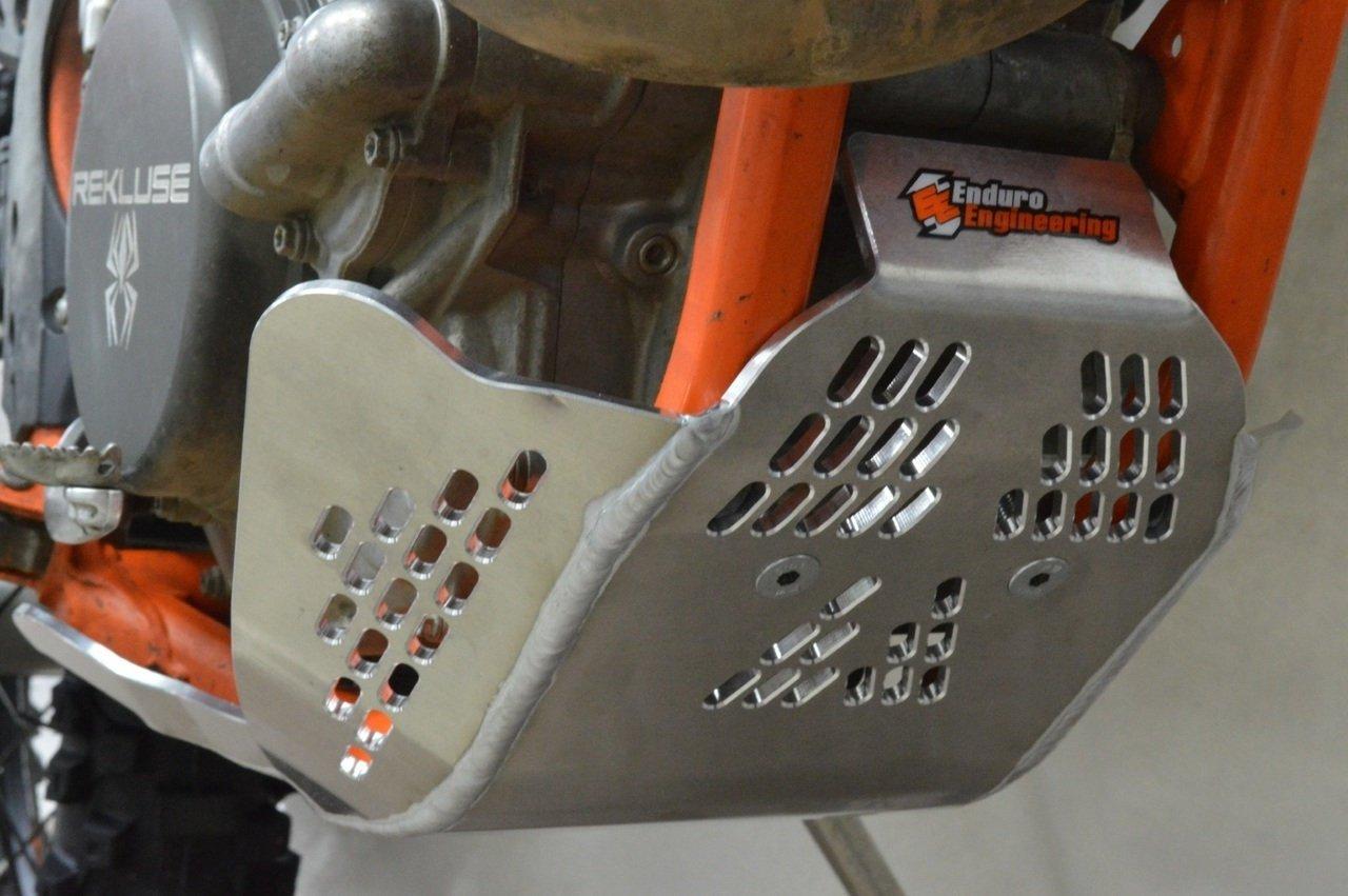 Enduro Engineering Skid Plate 24-080 KTM Husaberg Husqvarna Motorcycle Dirt Bike