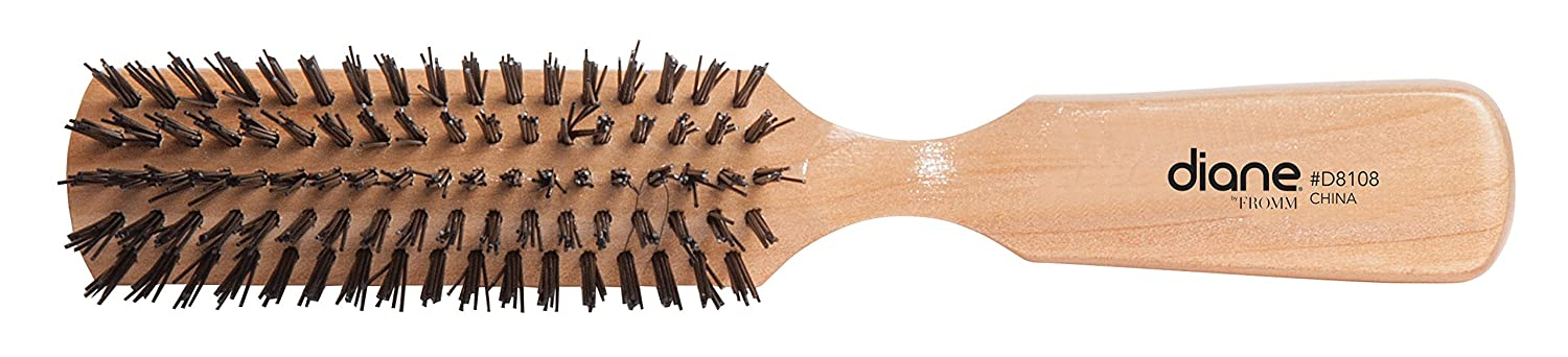 Fromm International Diane Extra Firm Nylon Bristles Styling Brush D8108