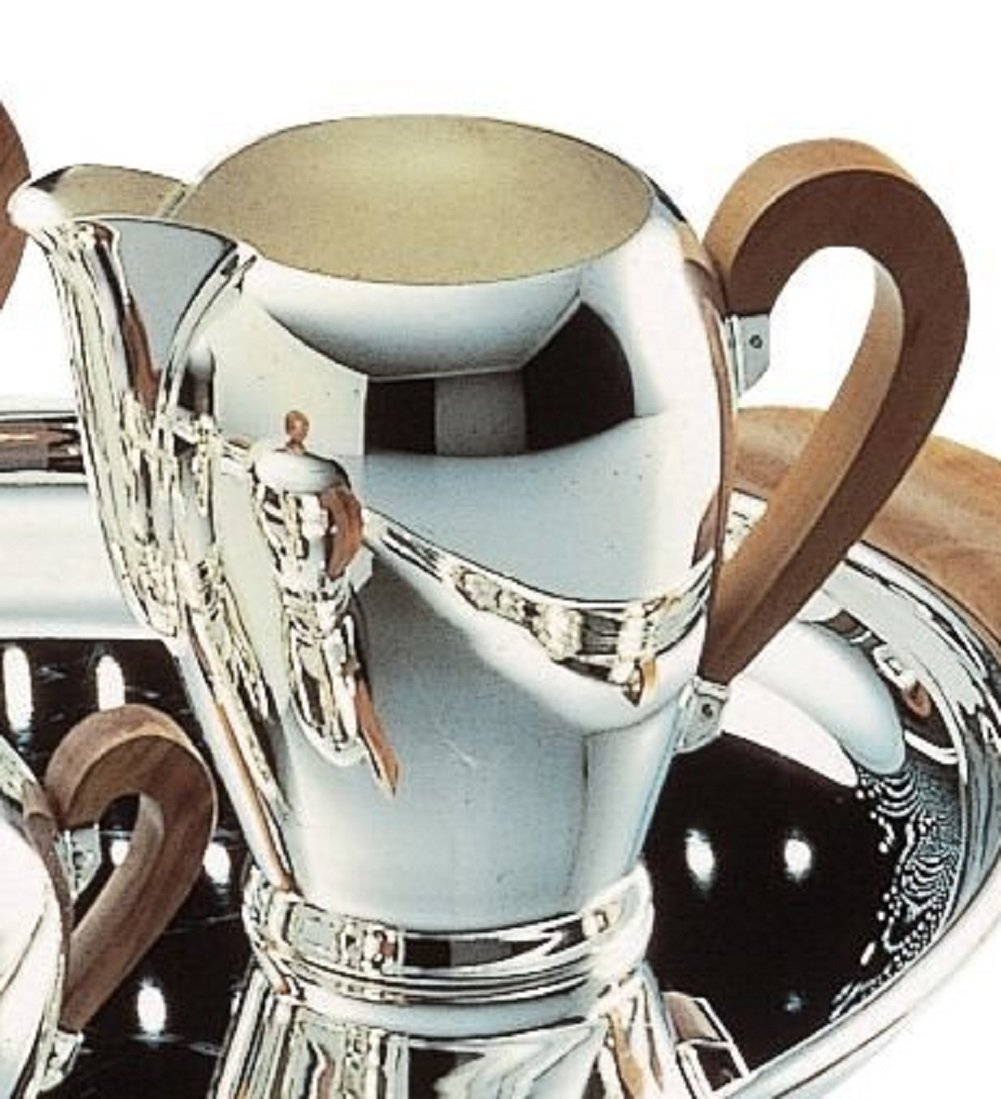 Bombe Milk Pitcher Finish: Silver by Alessi (Image #1)