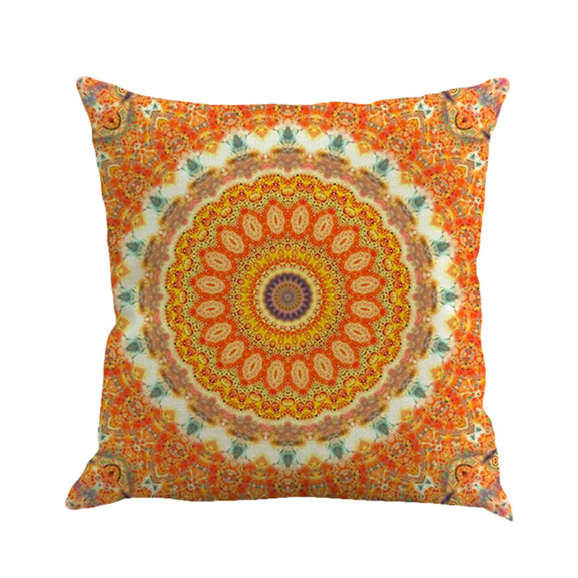 Geometry Painting Pillow Case, WENSY Fashion Square Pillow case 45cm45cm (A)