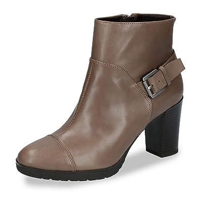 apariencia estética gran venta hermosa y encantadora Geox D Raphal Mid A, Botines para Mujer: Amazon.es: Zapatos y ...