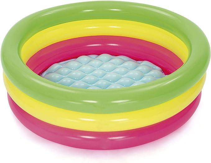 Piscina Hinchable Infantil Bestway Summer 70 cm: Amazon.es: Juguetes y juegos