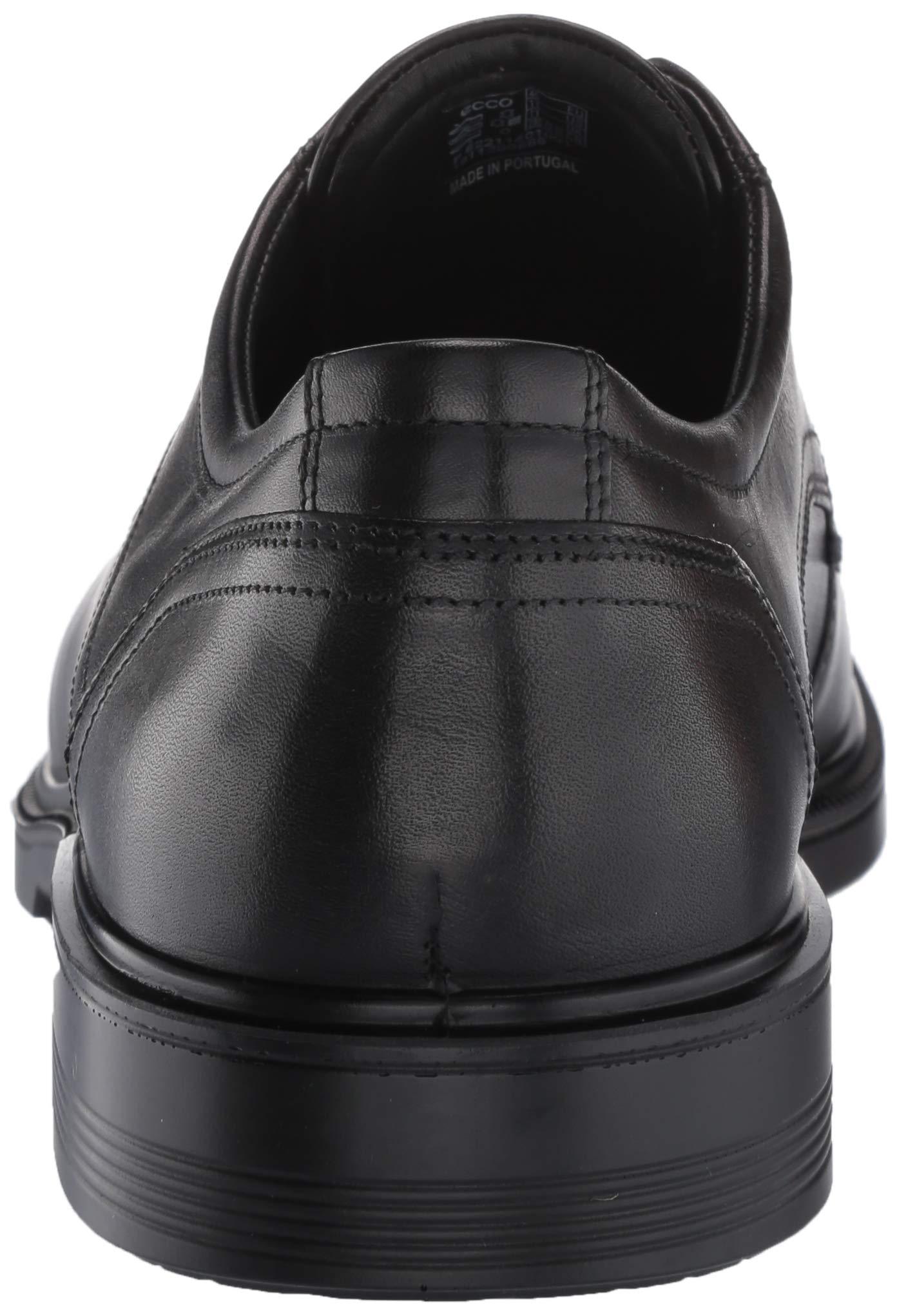 ECCO Men's Lisbon Cap Toe Tie Oxford, Black, 48 EU/14-14.5 M US by ECCO (Image #2)