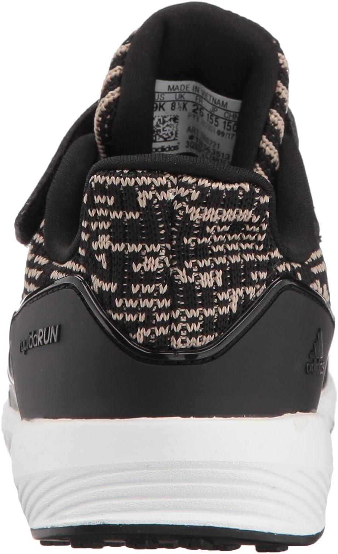 adidas Baby Boys' RapidaRun Knit I Sneaker Core Black Core Black Ftwr White
