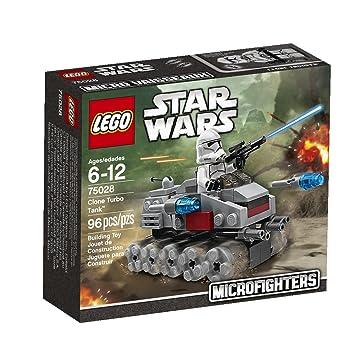 Amazon.com: Lego, Star Wars Microfighters Series 1, Clone Turbo ...