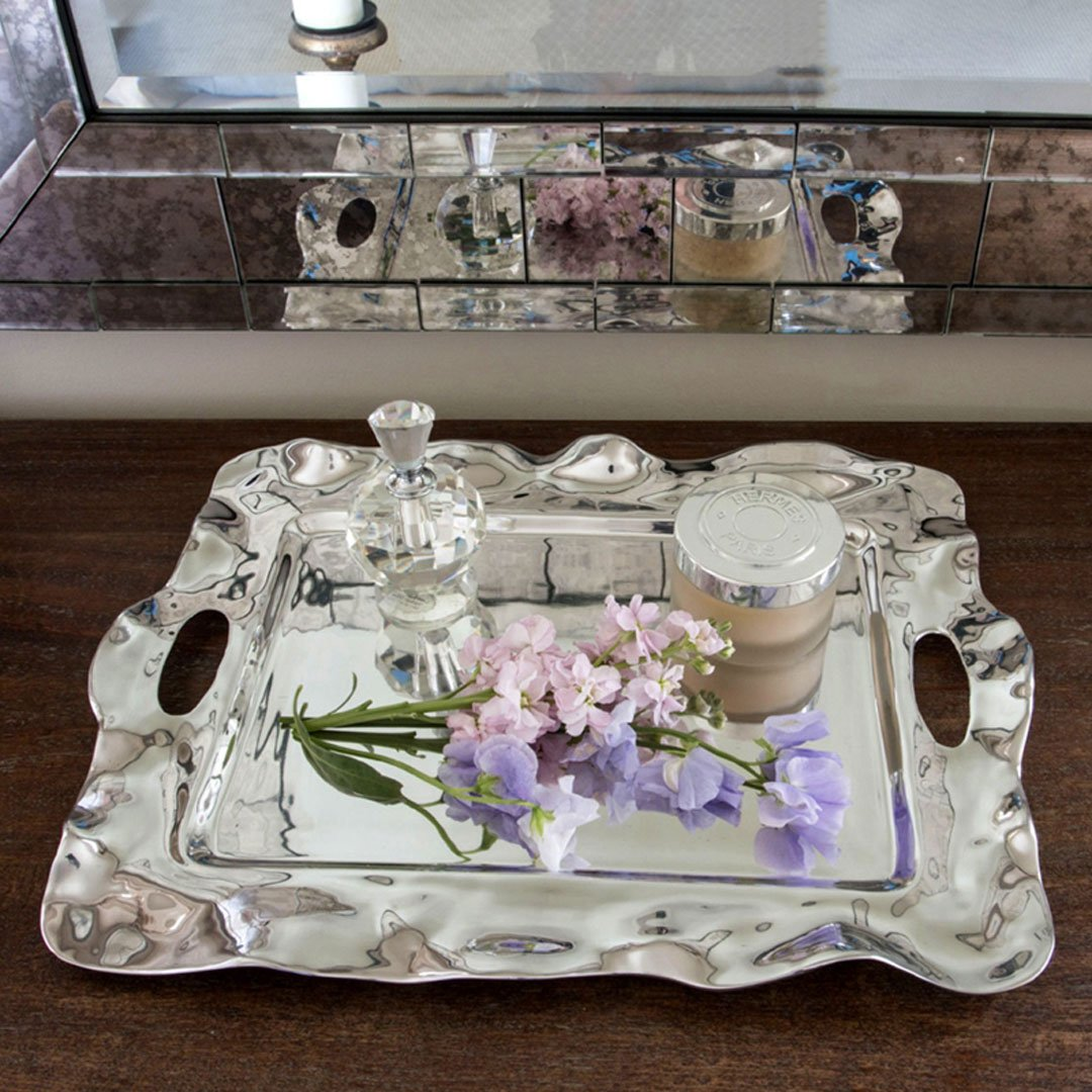 Beatriz Ball_6781 Breakfast-Trays, Metallic