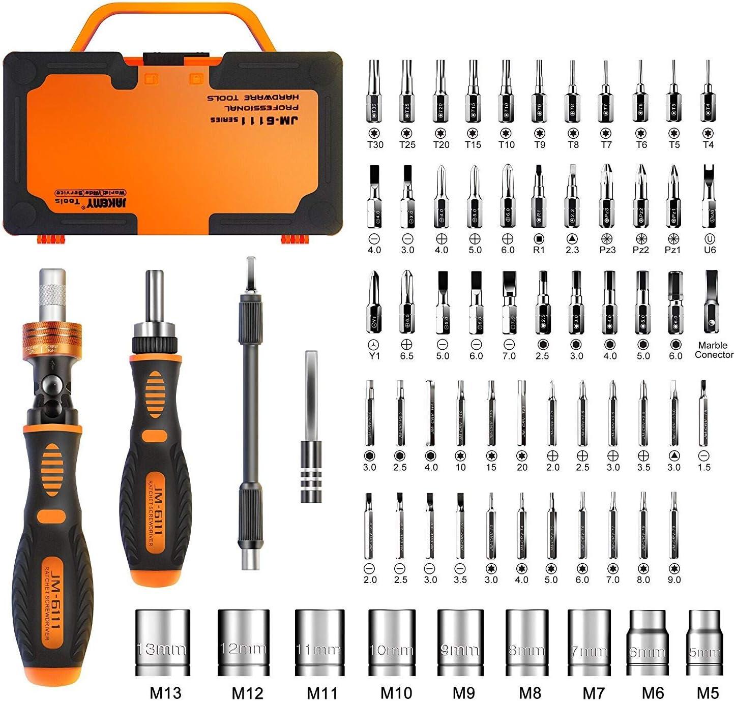69 in 1 Household Repair Toolkit