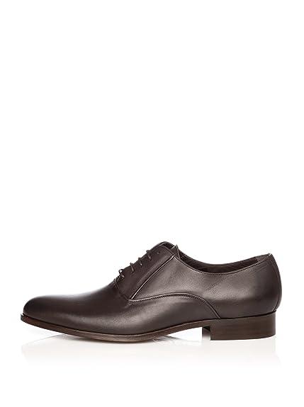 44Amazon Cortefiel Oxford esY Chocolate Eu Zapatos q534ALjcR
