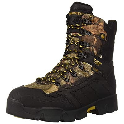 """Lacrosse Men's Cold Snap 9"""" 1200G Ankle Boot 