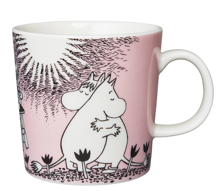 Moomin Love Pink Mug 0.30L