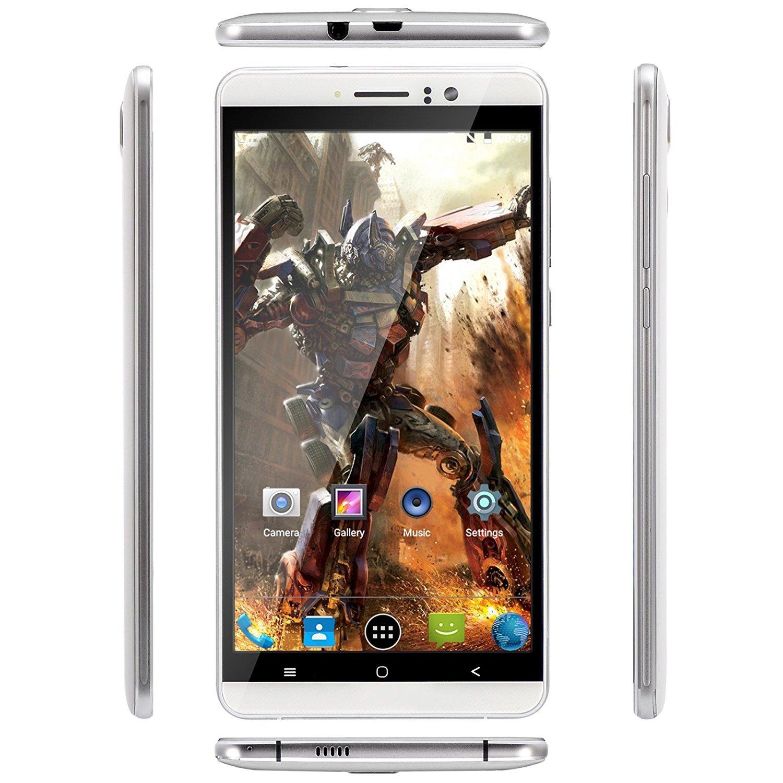 SORAKA Smartphone Libre 6.0 Pulgadas gsm 3G Android 5.1 Quad Core ...