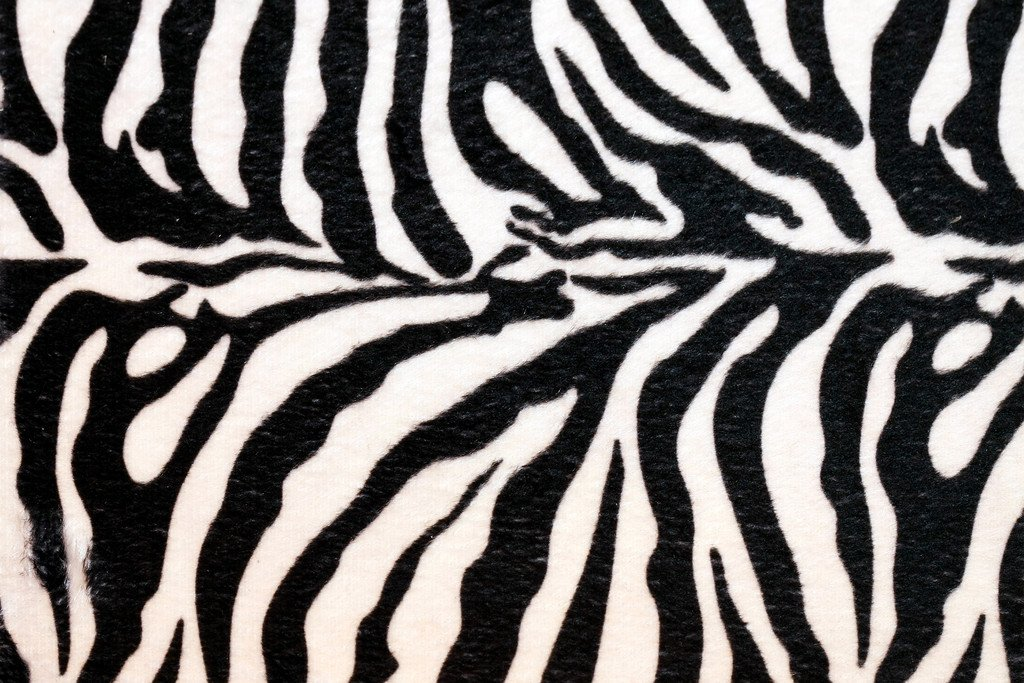 Sleepwell Bedding Luxury Egyptian Cotton 400-Thread-Count Sateen One Qty Bed Skirt Full Size (+11 Inch) Pocket Depth, Zebra Print