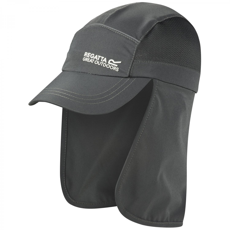 Regatta Boys & G Mesh Ventilation Neck Protector Summer Sun Cap