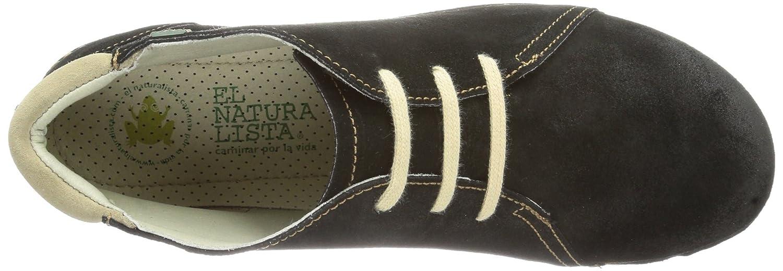 N989 Lux Suede, Chaussures à Lacets Femme, Braun (Corn), 40 EUEl Naturalista