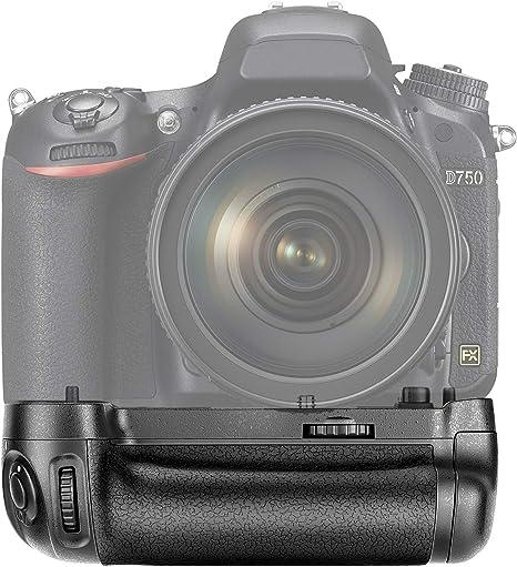 Neewer® Pack de empuñadura reemplazo de la batería para Nikon MB ...