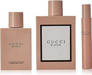 67d26ada0 Gucci 3 Piece Bloom Eau de Parfum Spray Gift Set for Women