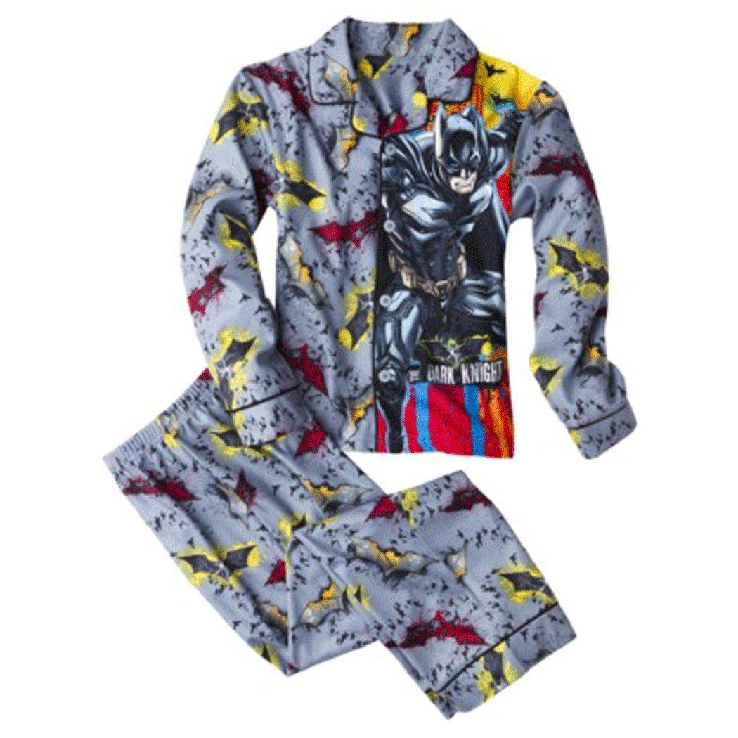 Amazon.com: Batman el caballero oscuro niños capa pijama ...