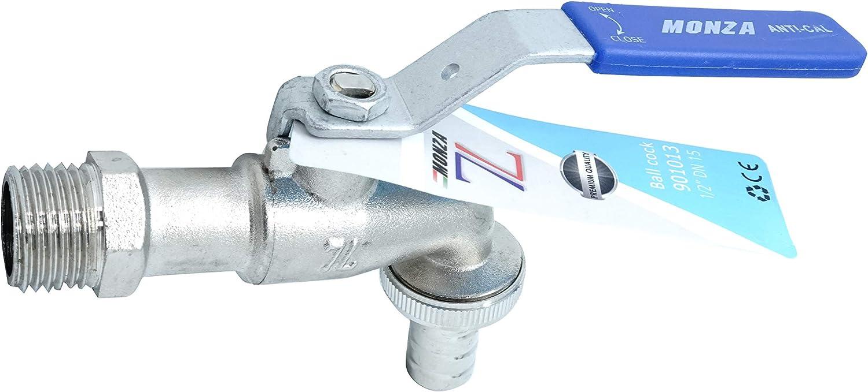 WeberSani 1//2 Bibcock Anticalcare per acqua esterna Monza