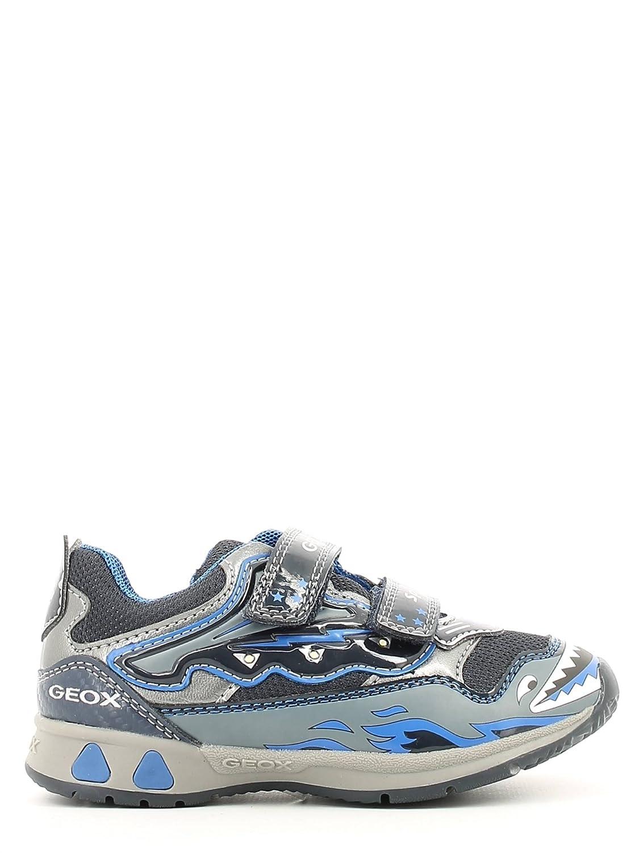 Geox Calzature Sportive Bambino, Farbe Grigio, Marke, Modell