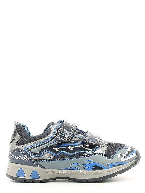 Zapatillas para niï¿œa, color Azul , marca GEOX, modelo Zapatillas Para Niï¿œa GEOX B TEPPEI BOY D Azul: Amazon.es: Zapatos y complementos