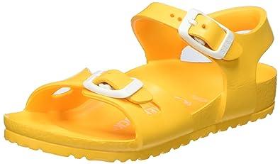 f28cd71c1357 Birkenstock Rio Kids EVA Scuba Yellow EVA 9 N US Infant