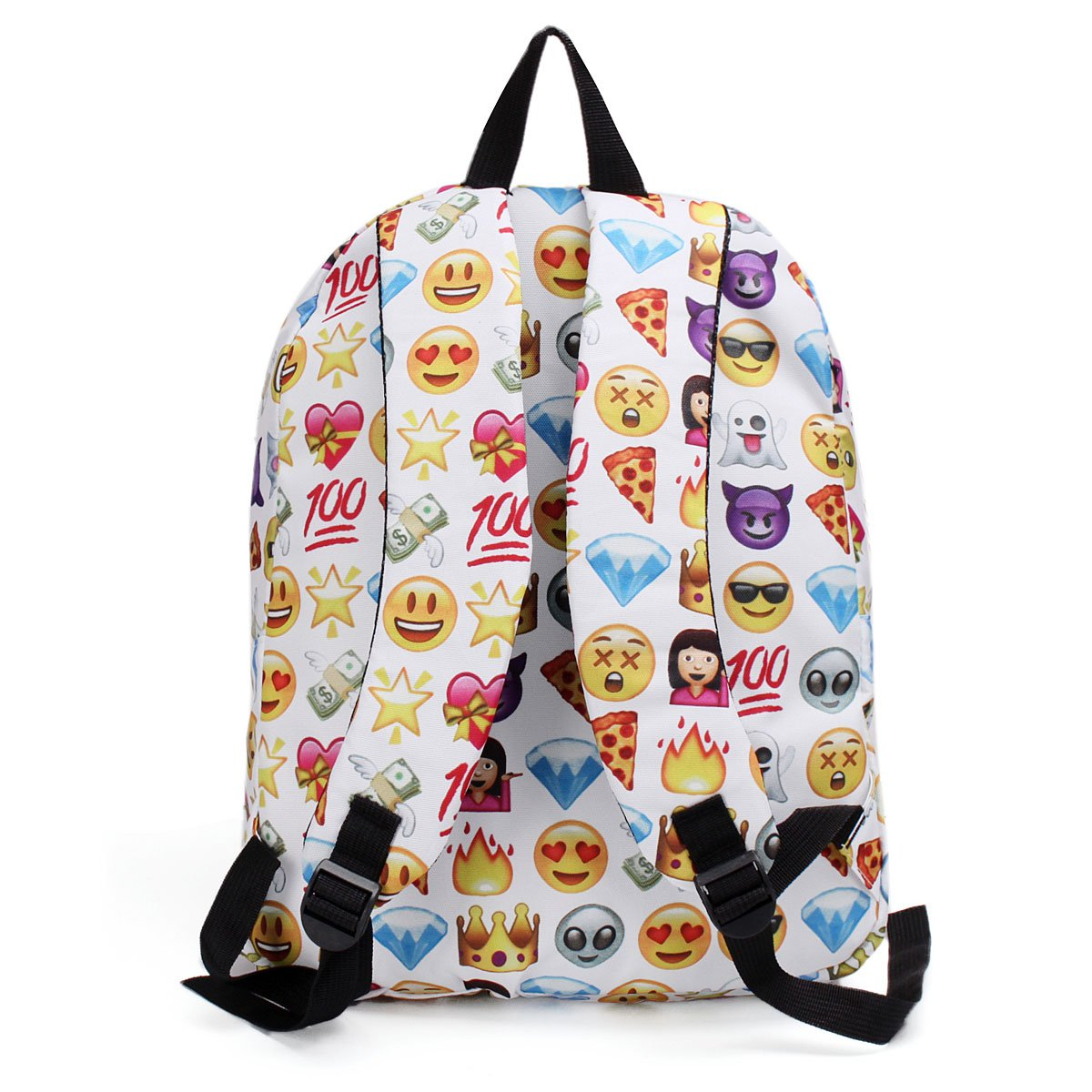 Jeteven Cute Backpack School Book Backpack Shoulder Bag Schoolbag for Girls Boys