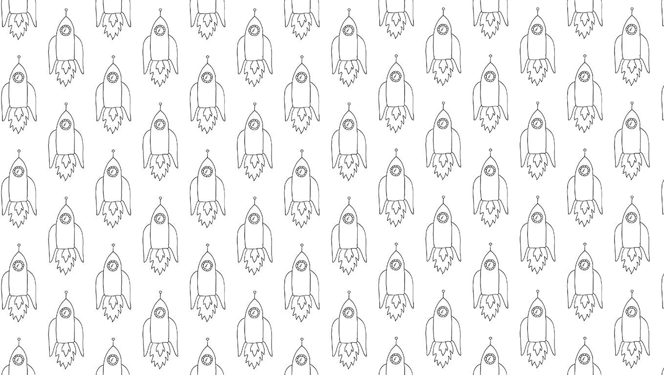 /Noir et Blanc /étoiles Chaise haute Deluxe Large pas de salet/é Splash Tapis//protection de table/ /127/cm x 92/cm/
